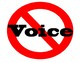 Voice On/Off Sign