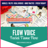 Voice Therapy Facial Tissue Flow for Speech Therapy