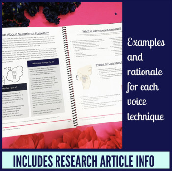 Voice Therapy For Kids: Voice in a Jiff Pediatric