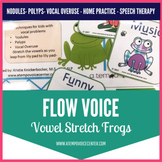 Voice Therapy Frogs