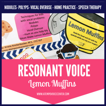 Voice Therapy Lemon Muffins