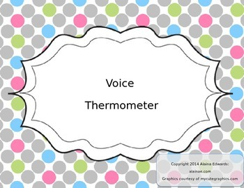 Voice Thermometer