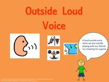 Voice Volume Chart