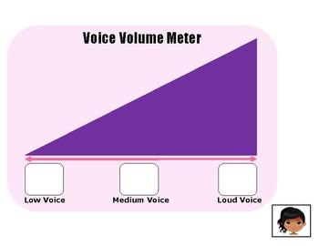 Voice Volume Meter