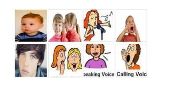 Voice Volume Visual