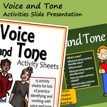 Voice and Tone