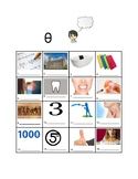 Voice and Voiceless TH Phonetic Worksheet