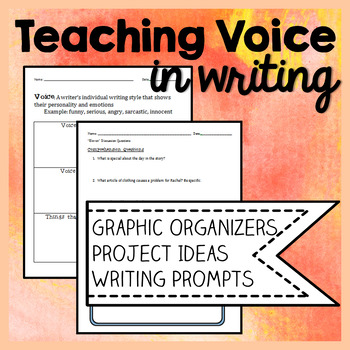 """Voice in Writing - """"Voices in the Park"""" & """"Eleven"""""""