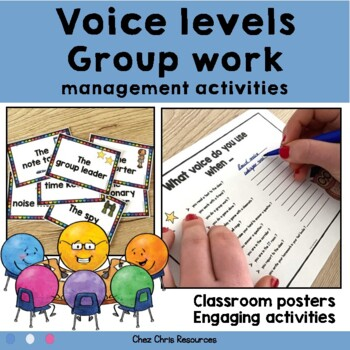 Voice management & group roles: get them ready for group work