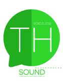 Voiceless TH Sound Printable Flashcards