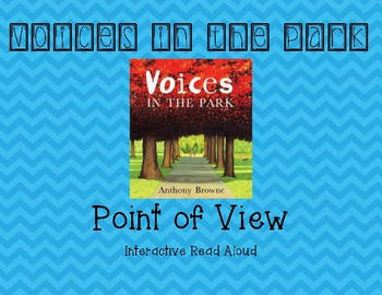 Voices in the Park: Point of View