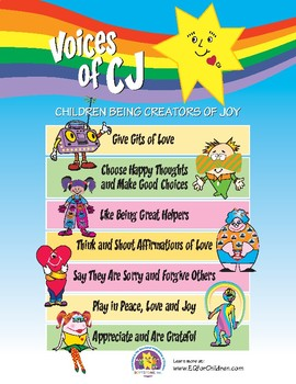 Voices of CJ Poster