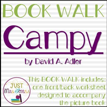 Campy Book Walk