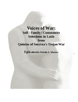 Voices of War: Self / Family / Community