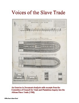 Voices of the Slave Trade