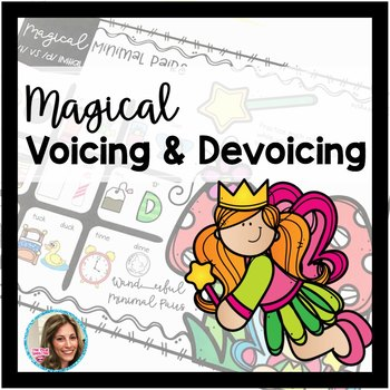 Voicing and Devoicing | Minimal Pairs p and b | Speech and Language Therapy