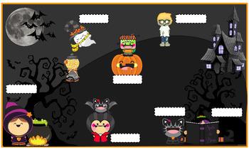 Vois-tu: spécial Halloween