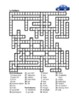 Car parts in French Voiture Crossword 2
