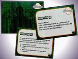 Vol d'identité (cartes à tâches) (Éthique et culture religieuse)
