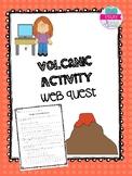 Volcanic Activity- Webquest