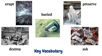 Volcanic Eruption in Pompeii: Reading and Writing Focus