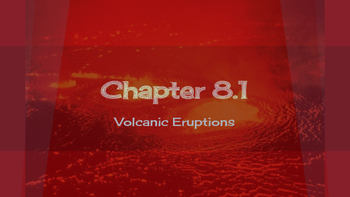 Volcanic Eruptions - Powerpoint