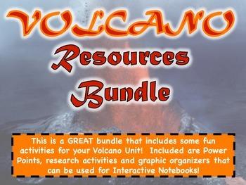 Volcano Resource  Bundle