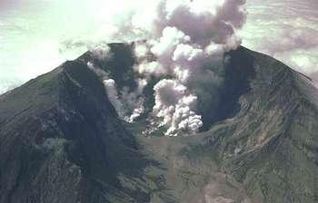 Volcano Activity (Research Teams)