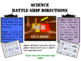 Volcano Battleship Game