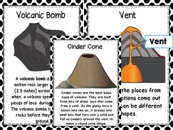 Volcano/ Volcanic Eruptions Bundle