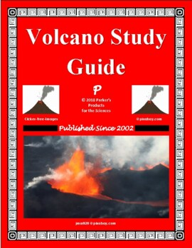 Volcano Chapter Reading/Study Guide