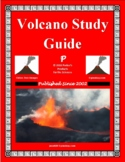 Volcano Chapter Fill-in-the-Blank Study Guide