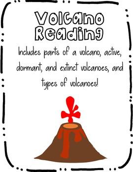 Volcano Reading