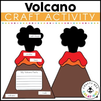 Volcano Cut and Paste