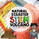 Volcano Engineering STEM Activities with TpT Digital Distance Learning