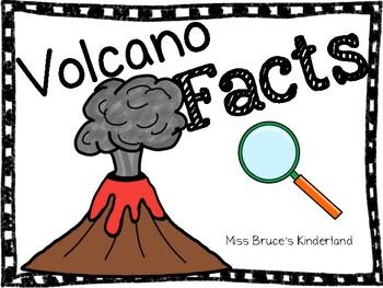 Volcano Fact Sheet