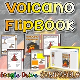 Volcano Flipbook {Digital AND Paper}