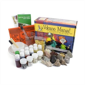 Volcano Mania Geology Kit