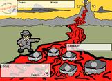 Volcano Mission Behavior Trail
