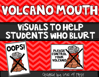Volcano Mouth Visuals