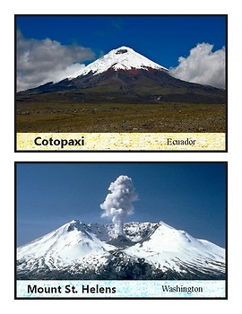 Volcano Posters