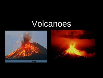 Volcano powerpoint teaching resources teachers pay teachers volcano powerpoint volcano powerpoint toneelgroepblik Images