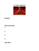 Volcano Research Graphic Organizers
