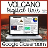 Volcano Research Unit for Google Classroom