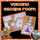 Volcano & Rock Sciences - Escape Room - Crack The Code