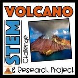 Volcano STEM Challenge