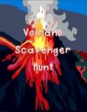 Volcano Scavenger Hunt