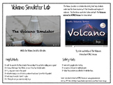 Volcano Simulator Lab