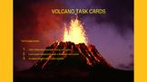 Volcano Task Cards