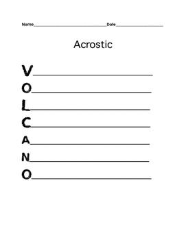 Volcano Think-Tac-Toe